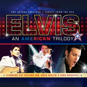 Elvis, An American Trilogy: Main Image