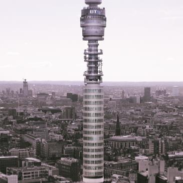 The Mid Century Project - BT Tower London-img