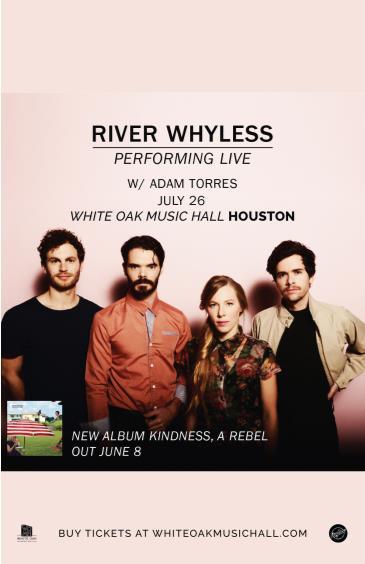 River Whyless,  Adam Torres: Main Image