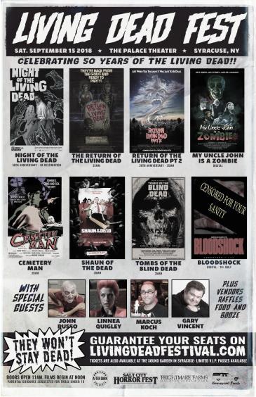 LIVING DEAD FILM FESTIVAL: Main Image
