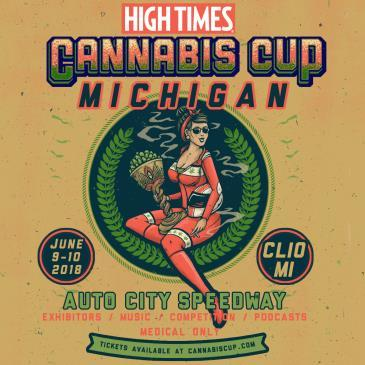 High Times Cannabis Cup Michigan 2018: Main Image