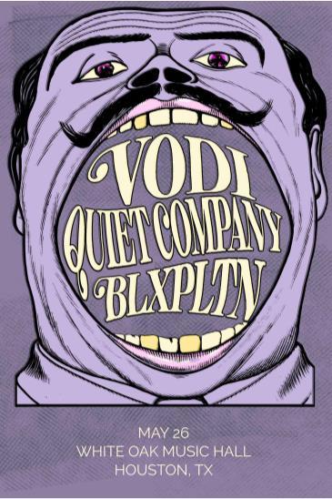 Vodi, Quiet Company, BLXPLTN: Main Image
