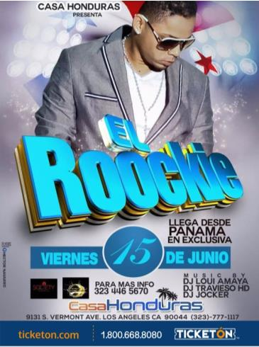 EL ROOCKIE: Main Image