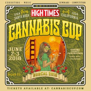 High Times Cannabis Cup NorCAL 2018: Main Image