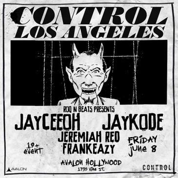 Jayceeoh, JayKode: Main Image