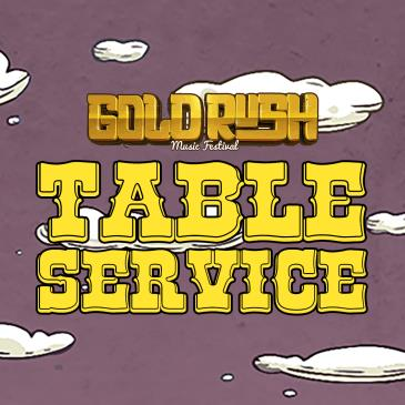 Goldrush 2018 - TABLES: Main Image