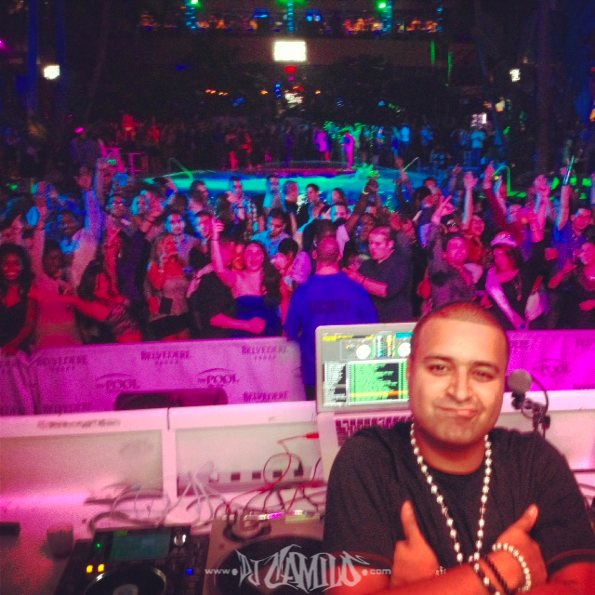 Dj Camilo Alex Sensation Memorial Day Weekend 2018 Party at Harrahs Pool in AC | GametightNY.com | GametightNY.com