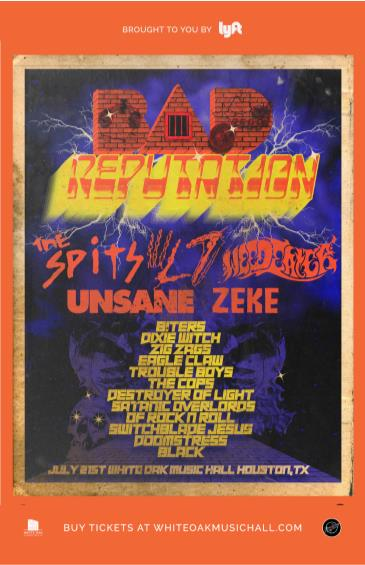 Bad Reputation Fest: Main Image
