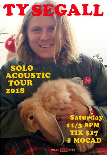 Ty Segall (Solo Acoustic): Main Image