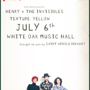 Pimps Of Joytime, Henry + The Invisibles, Texture: Yellow-img