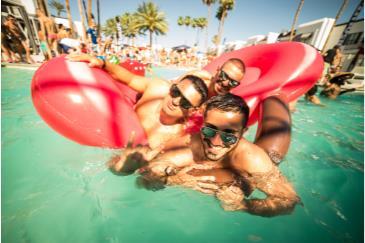 Sunday Pool Party - JOY: Main Image
