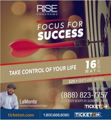FOCUS FOR SUCCESS: Main Image