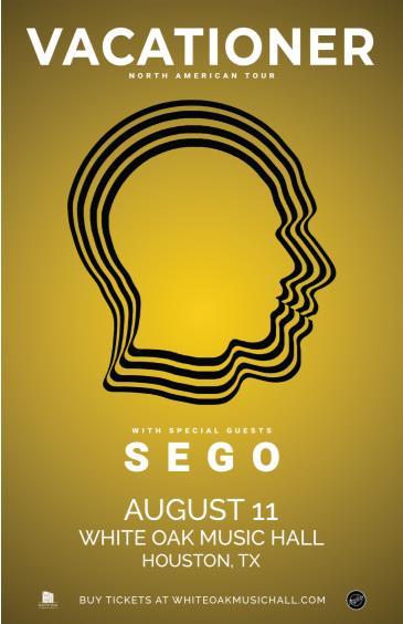Vacationer, Sego: Main Image