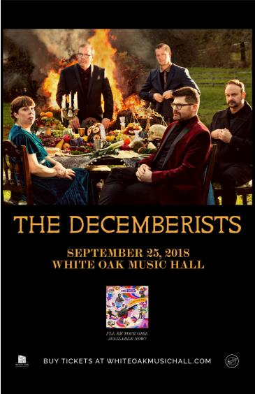 The Decemberists, Kacy & Clayton: Main Image