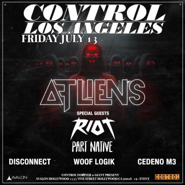 ATLiens, RIOT, Part Native-img