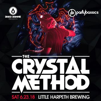 The Crystal Method - NASHVILLE: Main Image