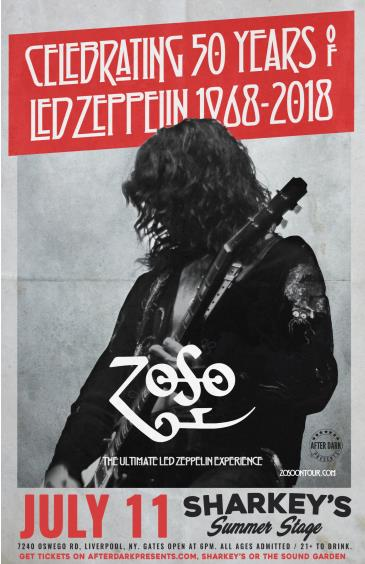 ZOSO : The Ultimate Led Zeppelin Experience: Main Image