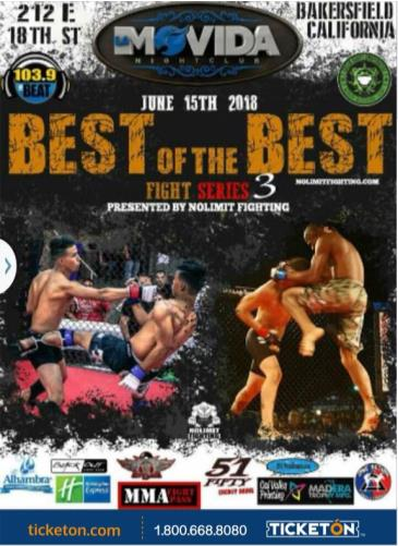 BEST OF THE BEST FIGHT SERIES: Main Image