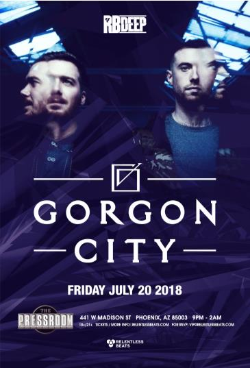 Gorgon City: Main Image
