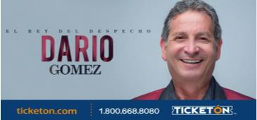DARIO GOMEZ: Main Image