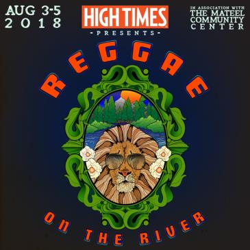 High Times Presents Reggae On the River: Main Image