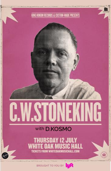 C.W. Stoneking, D.Kosmo: Main Image