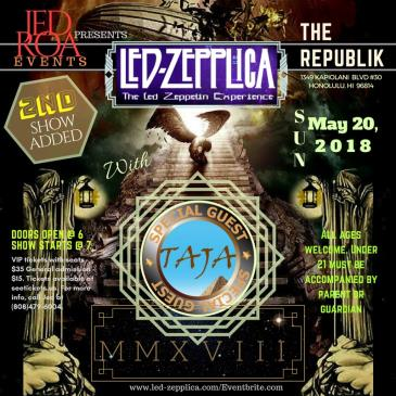 Led Zepplica: Main Image