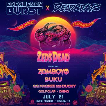 Frequency Burst x Deadbeats-img