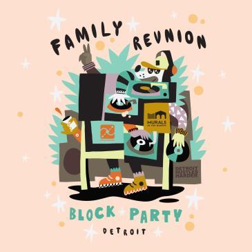 Family Reunion Block Party presented by Paxahau, DHH, 1xRUN-img
