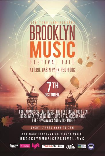 5th Annual Brooklyn Music Festival CANCELLED: Main Image