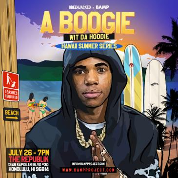 A Boogie Wit Da Hoodie: Main Image