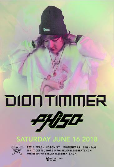 Dion Timmer: Main Image