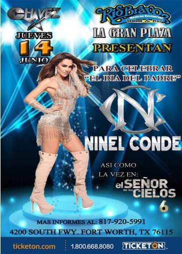 NINEL CONDE: Main Image