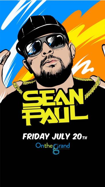 Sean Paul: Main Image