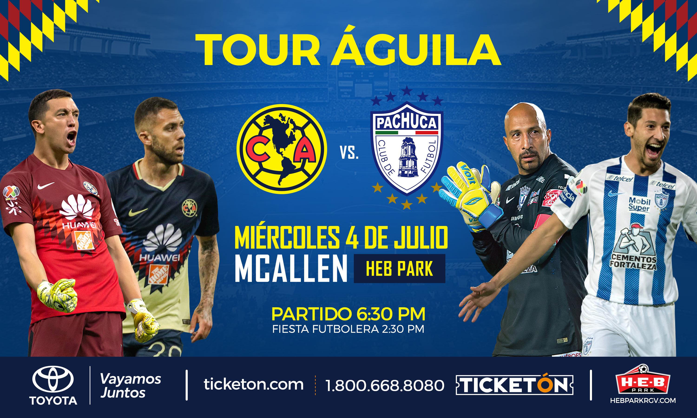 Club America Vs Pachuca