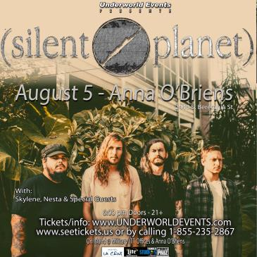 Silent Planet Presented by Underworld Events-img