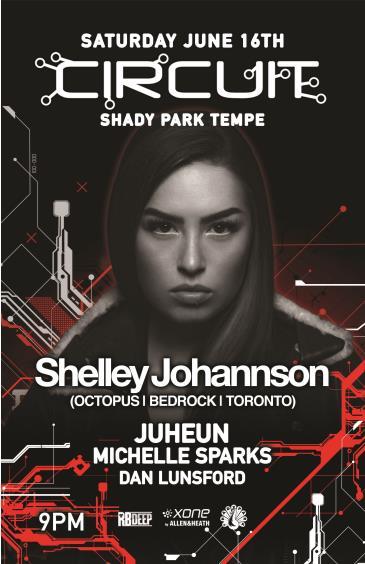 Shelley Johannson: Main Image