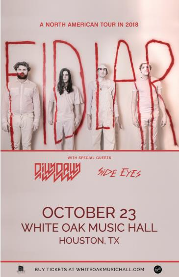 FIDLAR with special guests: Main Image