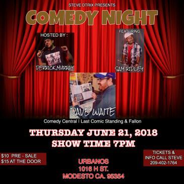 Comedy Night at Urbanos-img
