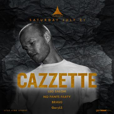 Cazzette CANCELLED: Main Image