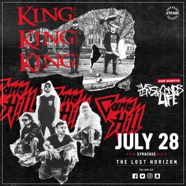 King 810 and Cane Hill CANCELLED: Main Image