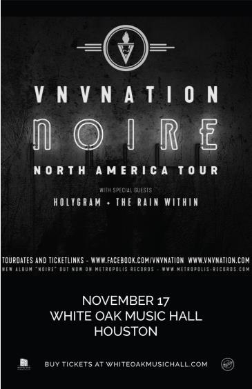 VNV Nation: Main Image