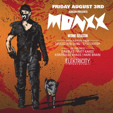 MONXX (Limited Free w/ RSVP Before 11PM): Main Image