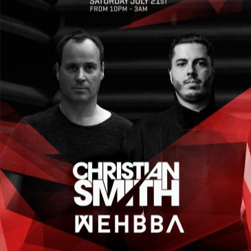 Christian Smith and Wehbba-img