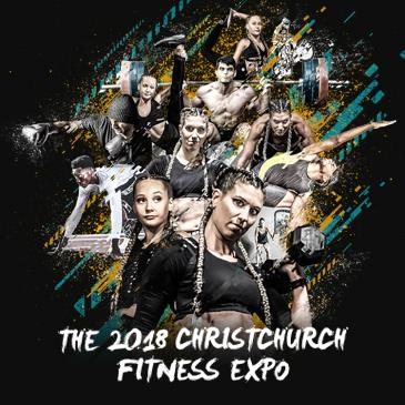 Christchurch 2018 Fitness Expo: Main Image