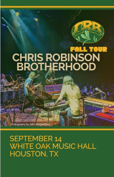 Chris Robinson Brotherhood: Main Image