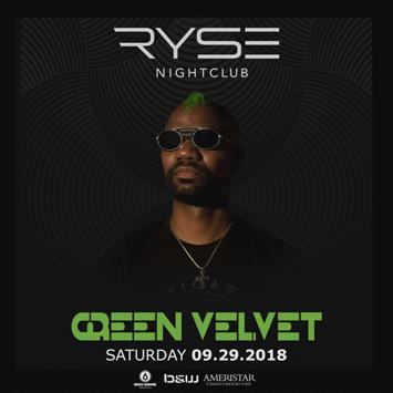 Green Velvet - ST. LOUIS: Main Image