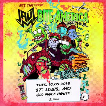 Bite This Tour Feat. Jauz - ST. LOUIS: Main Image