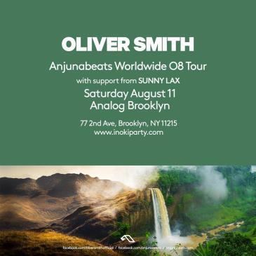 Oliver Smith | Anjunabeats Worldwide 08 Tour +Sunny Lax-img