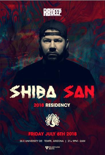 Shiba San: Main Image